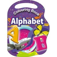 Alphabets Coloring Books