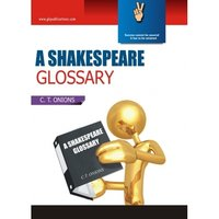 A Shakespeare Glossary Book