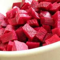 Beetroot Cubes