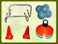 Sports Goods Moulded Components