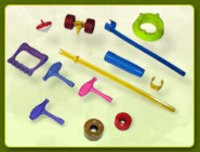 Sports Goods Moulded Spare Parts