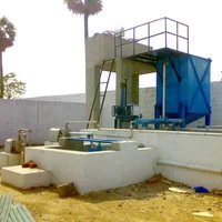 Effluent Sewage Water Treatment Plants