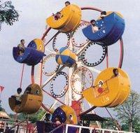 Sun Moon Amusement Rides