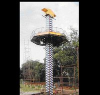 Mini Revolving Tower Amusement Rides