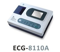 Single Channel Interpretive Electrocardiograph ECG8110A