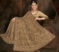 Classic Embroidery Ladies Sarees