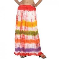 Cotton Shibouri Skirts