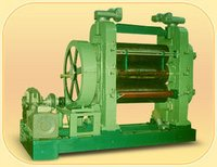 3 Roll Calender Machine