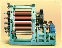 4 Roll Calender Machine