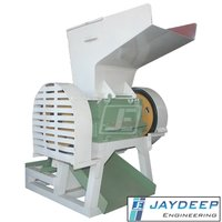 Tape And Film Grinder With Blower System