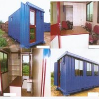 Pre-Fabricated Site Offices