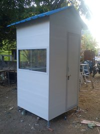 Hut Shape Security Cabins