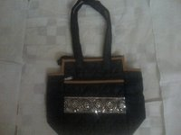 Satin Handwork Hand Bags