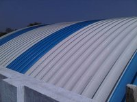 Curved Roofing