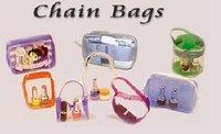 PVC Chain Pouches