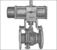 Pneumatic Operated Ball Valves