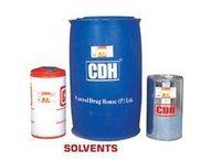 Bulk Solvent Chemicals