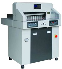 HL-560HP Hydraulic Program-control Paper Cutter Guillotine