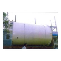 Caustic Lye Storage Tanks