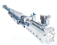 Pvc, Pe, Pp-R Tubular Products Series Production Line
