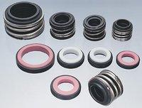 Inherently Balanced Mechanical Shaft Seals