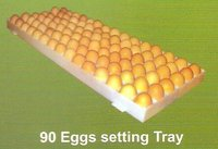 90 Egg Setting Trays