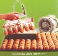Automatic Egg Setting Vacuum Lifter