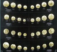 ABS Electroplating Buttons