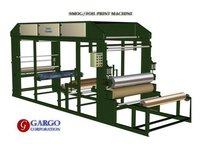 Smog / Foil Printing Machine