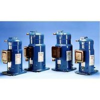 Industrial Scroll Compressors