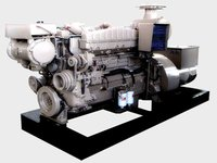 120kw Diesel Generator Set For Marine