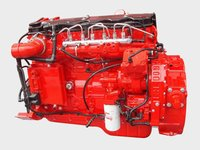 B Series Diesel Engine for Vehicle