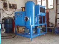 Used Industry Hydraulic Oil Purifier Cleaning Units