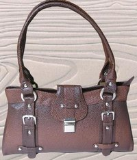 Ladies Fancy Leather Bags