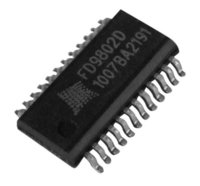 LED driver IC FD9802D