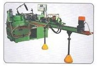Hydraulically Operated Spline Rolling Machine