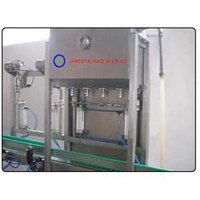 Manual Hot Juice Filling Machine