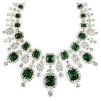 Heavy Diamond Necklace