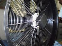 Heavy Duty Axial Flow Fan