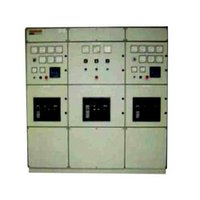 AMF Control Panel And Synchronizing Panel
