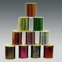 Single Color Metallic Yarns