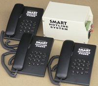 Smart Hotline Telephone System
