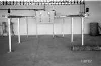 Gas Manifold With Control Panel