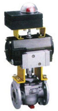Automated Plug Valves