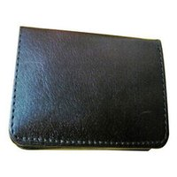 Designer Leather Card Holders