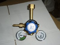 Double Stage Double Gauge Co2 Regulators