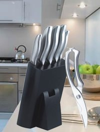 Stainless Steel Knife Set SE01-7M01