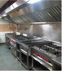 SS Commercial Kitchen Equipments