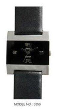 Ladies Black Color Wrist Watches