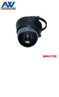 Color CCD Dome Camera